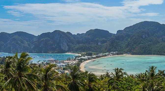 Koh Phi Phi – the Beautiful and the Ugly