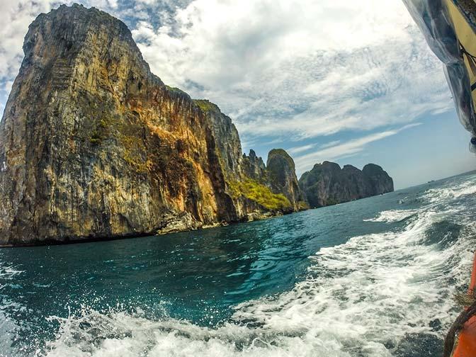 phi-phi-tour boat ride
