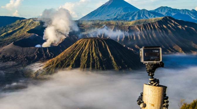 Hiking Mt. Bromo and the Sunrise Viewpoint [VIDEO]