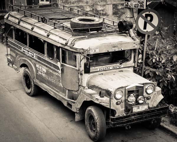 Philippine Jeepney.