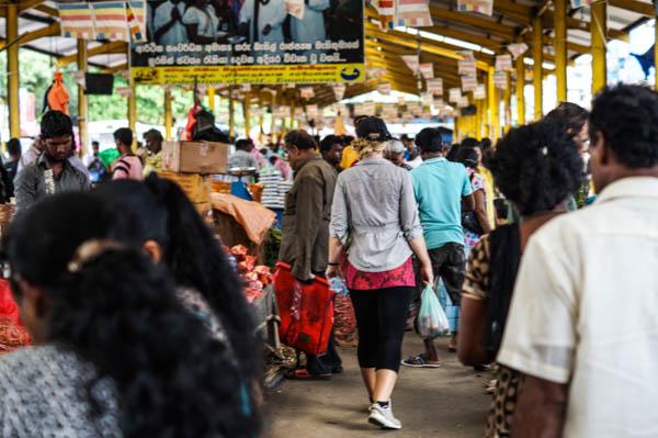 Local Market.